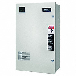Automatic Transfer Switch, 240V, 24 In. H