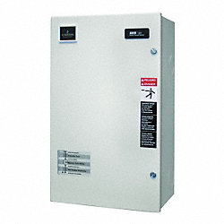 Automatic Transfer Switch, 208V, 72 In. H