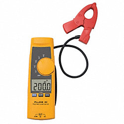 Detachable Jaw Ammeter, 200A, TRMS