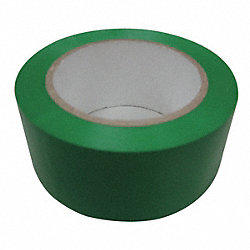 Hazard Marking Tape, Roll, 2In W, 108 ft. L