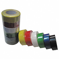 Marking Tape, Roll, 1In W, 66 ft. L, PK6