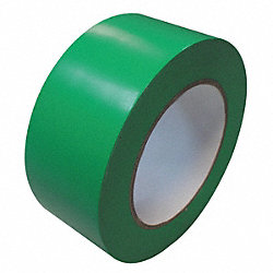 Marking Tape, Roll, 2In W, 108 ft.L, Green