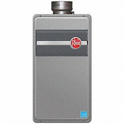 Tankless Water Heater, LP, 11K - 180K BTU
