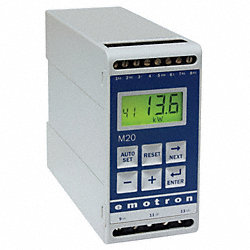 Shaft Power Monitor, 100-240V, 1/3ph, 50A