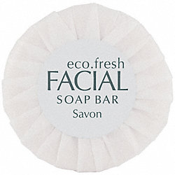 Facial Bar Soap, .7 oz., Pk 400