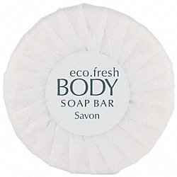 Body Soap, 1.4 Oz., Pk 300