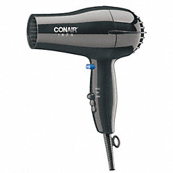 Hairdryer, Handheld, Black, 1875 Watts