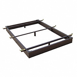 Bed Base, Capacity 500 lbs, King, 76 In.