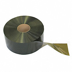 Vinyl Strip Roll, Smooth Amber, 12InX200Ft