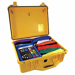 Rugged, 100 Person, OSHA, First Aid Kit