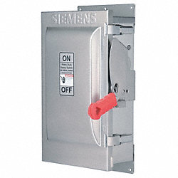 Safety Switch, NEMA 4X, 3W, 3P, 8.5x12x20.5