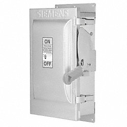 Safety Switch, NEMA 1, 4W, 3P, 8x13.75x20.75