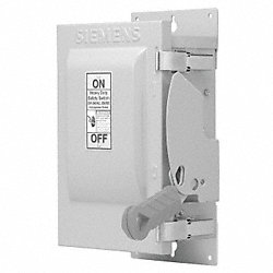 Safety Switch, NEMA 12, 3W, 3P, 8.5x12x17