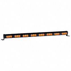 Directional Lightbar, LED, Amber, 28-5/8 In