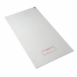 Tacky Mat, White, 36 x 36 In, PK4