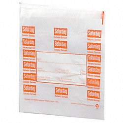 Day Portion Bag, 7 x 6-1/2, Pk 2000