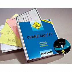Crane Safety Construction DVD