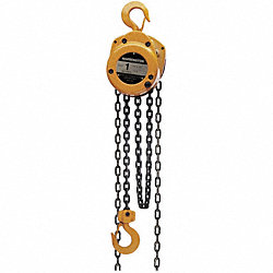 1 ton hand chain hoist, 20ft lfit