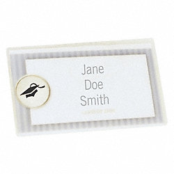 Laminating Pouches, 2-1/8x3-3/8in, PK100
