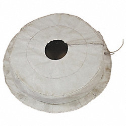 Insulated Fan Cover, 13-1/2 In O D