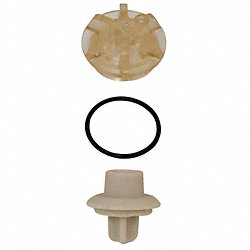 Vacuum Breaker Repair Kit, Plastic