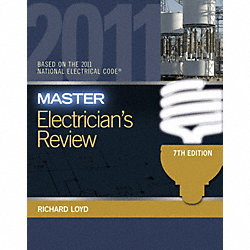 7th Ed, 2011, Master Electricians Review