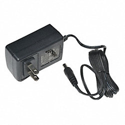 AC Adapter, 3 In. H, 3 In. L, 3 In. W