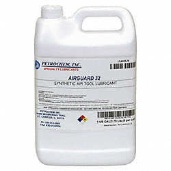 Syn Air Tool Lube, Food Grade, 1gal, ISO 32