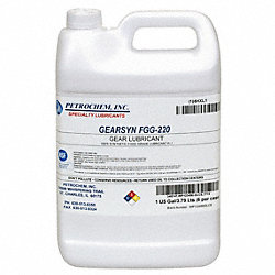 Food Grade Synthetic Gear Oil ISO 220
