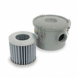 Filter, Vacuum, 1 1/2 In