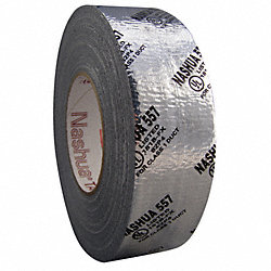 Duct Tape, 48mm x 55m, 14 mil, Metallic