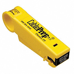Cable Stripper, 1/4 Prep w/2 RBC, RG 6/59