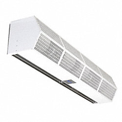 Air Curtain, 14 In. H, 51 In. W, 13 In. D