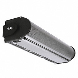 Drive Through Window Air Curtain, 7 In. H