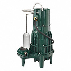 Effluent Pump, Automatic, 1/2 HP