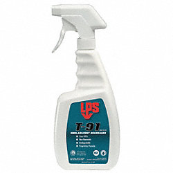 Biodegradable Nonsolvent Degreaser