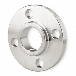 Threaded Flange, 1 In, 304 SS, 150 PSI