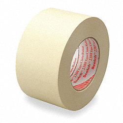 Masking Tape, Natural, 18mm  x  55m