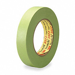 Masking Tape, Green, 12mm  x 55m