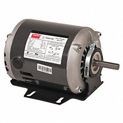 GP Mtr, Split Ph, ODP, 1/2 HP, 1725 rpm, 48