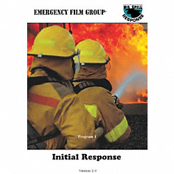 DVD.Chemical/HAZMAT Training