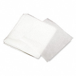 Absorbent Pads, 12 In. W, 11 In. L, PK 250