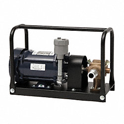 Pump, 1/2HP, 115/208-230V, 7.6/3.8-3.8 Amp