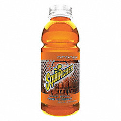 Sports Drink, Bottle, Orange, PK24