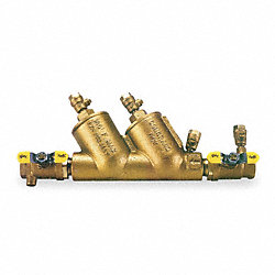 Double Check Valve Assembly, 3/4 In