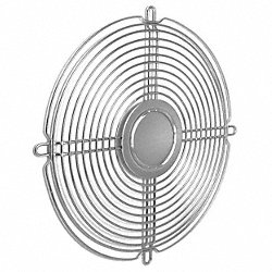 Fan Guard, Intake, 6 3/4, Wire