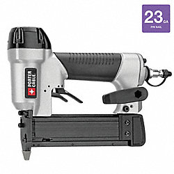 Air Pin Nailer, 0 Deg, Adhesive