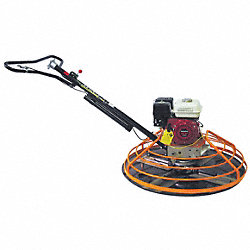 Power Concrete Trowel, 30 In. Dia.