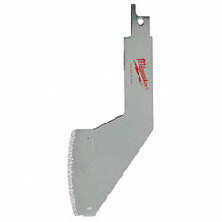 Grout Removal Tool, Coarse Carbide Grit