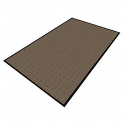 Entrance Mat, Yarn/PVC, Pebble, 2x3 ft.